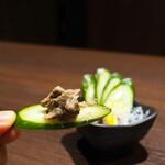 蟹と海鮮 個室居酒屋 東郷 - 蟹味噌