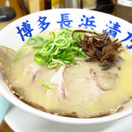 博多 元祖 長浜ラーメン 清乃 - 博多魚介豚骨ラーメン