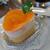 馬車道十番館 - ミカンのレアチーズケーキ ¥360 (税抜)
