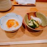 Toriyoshi - お通し