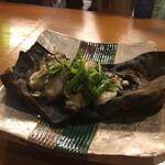 御食事処乃 福松 - 牡蠣