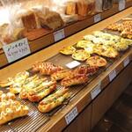 パン・ド・ファンファーレ - 食パン、お惣菜パンもたくさ〜ん(๑˃̵ᴗ˂̵)