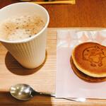 ふわどらん - コーヒーとどら焼き