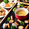ハイジ - 料理写真:ハイジの女子会コース*チーズフォンデュ