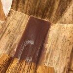 和た与 - これ、解いてるけど、ホントは竹の皮ごと切っていただくのが正解っぽい⭐️ あっさりでうまい♪