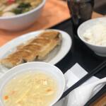 大阪餃子軒 -