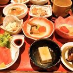 Mimasuyaokudohan - おくどはん御膳(1200円)