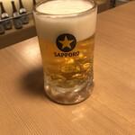 沼津海いち - 生ビール
