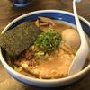 しんの助 - 料理写真:太麺中華そば・味玉追加 1010円