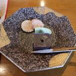 甘味処 燦燦 - 料理写真:お菓子
