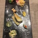 慈華 - 前菜