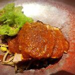 慈華 - 四元豚 怪味ソース