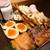 サーモンベーネ 鮭寮 - サーモン前菜盛り合わせ