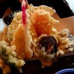 124643061 - 種類豊富で揚げたてサクサク美味しい天ぷら☆