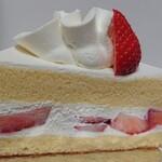 手作りケーキの店 CHERIR - いちごショート