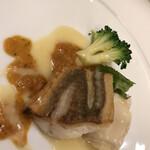 Bistrot Enry. - 魚料理