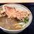 手打ちうどん ひさ枝 - 料理写真:唐揚げカレーうどん(つけカレー+とり竜田揚げ)
