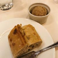 ビストロ オザミ-豚のリエットとバゲット