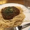 Enzo - 料理写真:スパゲティミートソース