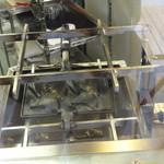 たい焼 勝 - 南部鉄器の焼き型