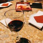 アートレストラン キリストン バー - 赤ワイン