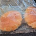 ぐーちょきぱーね - 料理写真:黄金のクリームパン