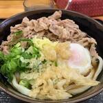 木の崎うどん - 料理写真: