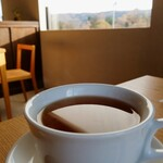 ジーニャ - 紅茶。