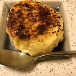 円山鳥居前むな形 - バスクチーズケーキ