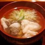 東山 吉寿 - 熊鍋