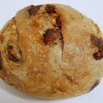 ラボ・フィセル - きなこクリームチーズにミルクチョコ黒ごまくるみ(\198、2012年3月)