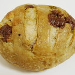 ラボ・フィセル - ほうじ茶生地にダブルチョコクリームチーズ(\200、2012年3月)