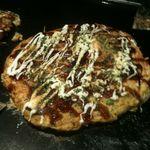 串玄 - えび玉お好み焼き(コース料理)