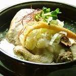 マッコリ村 - 参鶏湯