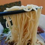 大谷パーキングエリア(上り線)スナックコーナー - 麺アップ