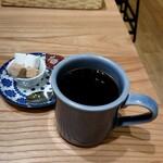 カフェ ブルー - ホットコーヒー