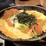 Narikoma-Ya - カツとじ