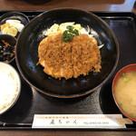 直ちゃん - チキン南蛮ご飯小950円