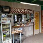 神津牧場ミルクバー - 【2020.2.2(日)】店舗の外観