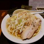 RAMEN 401 - 大ラーメン(白:貝出汁醤油) 1000円