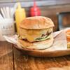 Jack37Burger - 料理写真:サンバルチーズバーガー