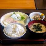 サウナしきじ - 料理写真: