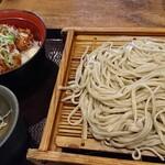 嵯峨谷 - 石挽きの十割蕎麦