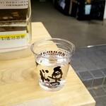 名酒センター - 樽酒:300円