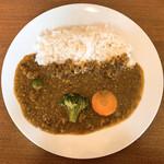 ボンマルシェ - ひき肉と野菜のカレー