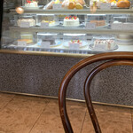 ボンマルシェ - ケーキのショーケース