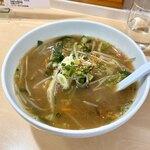 ラーメン厨房 シルクロード - 野菜味噌ラーメン