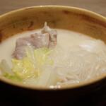 銀座ふじやま - 河豚鍋
