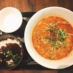 特製担々麺セット