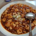 湯の泉 東名厚木健康センター - マーボー豆腐